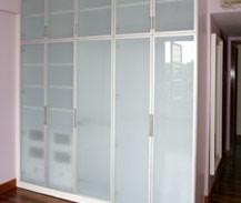 Sungei Emas Singapore Aluminium Framed Glass Door And